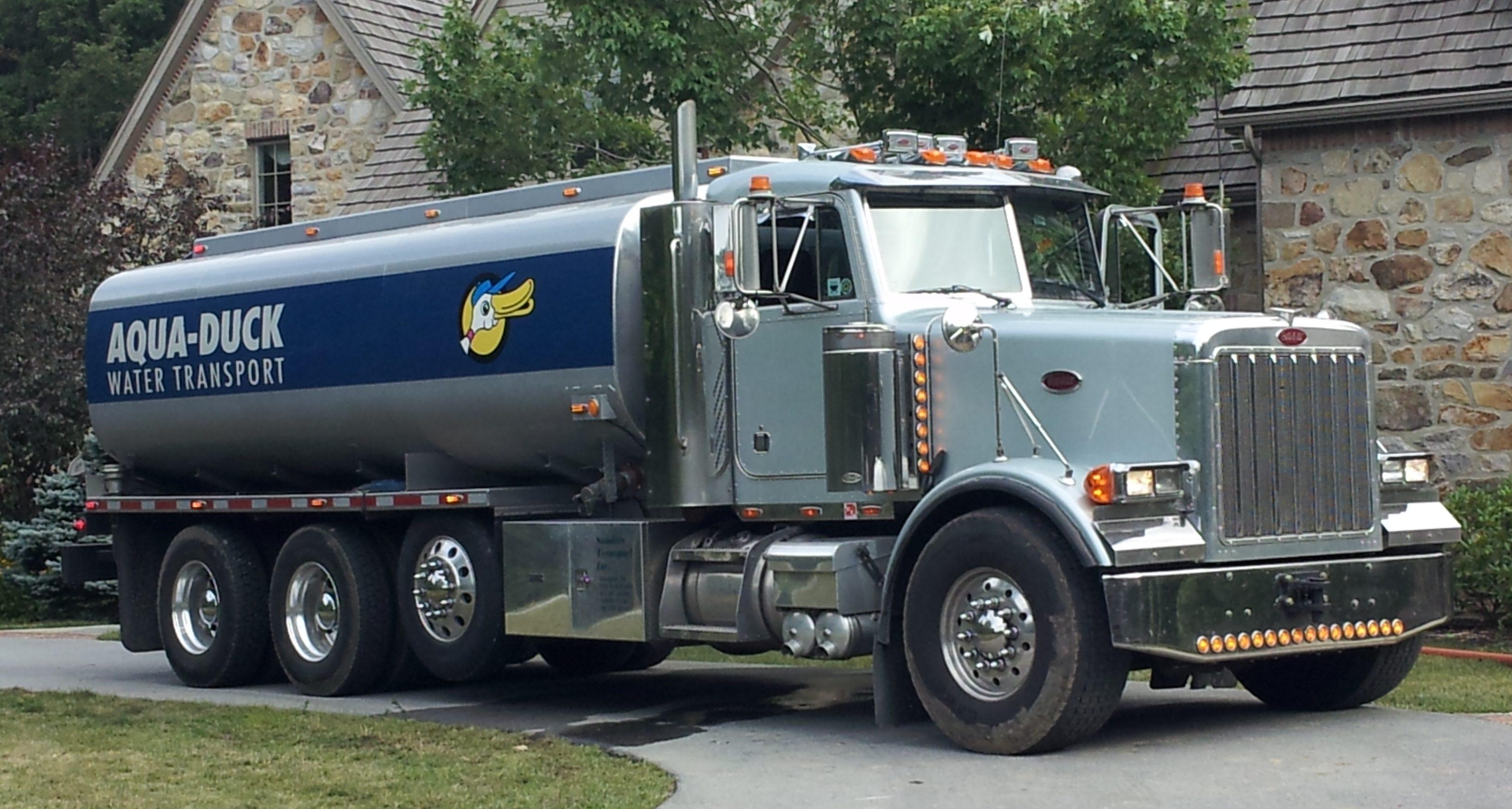 Home Aqua Duck Water Transport